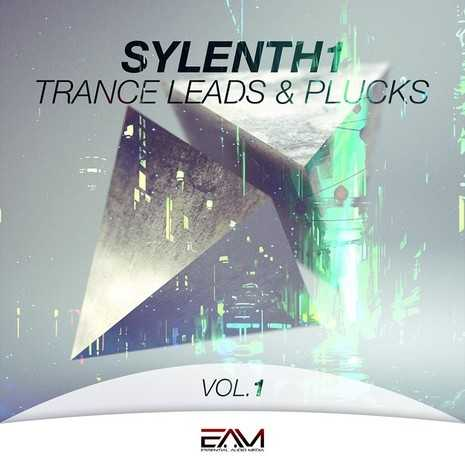 Trance Leads And Plucks Vol.1 For SYLENTH1 DiSCOVER | Images From Magesy® R Evolution™