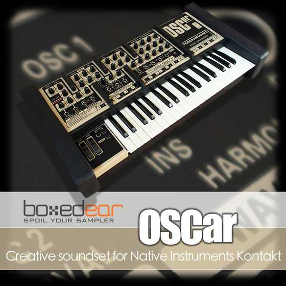 OSCar KONTAKT FANTASTiC | Images From Magesy® R Evolution™