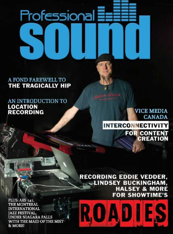 Professional Sound   October 2016   Images From Magesy® R Evolution™