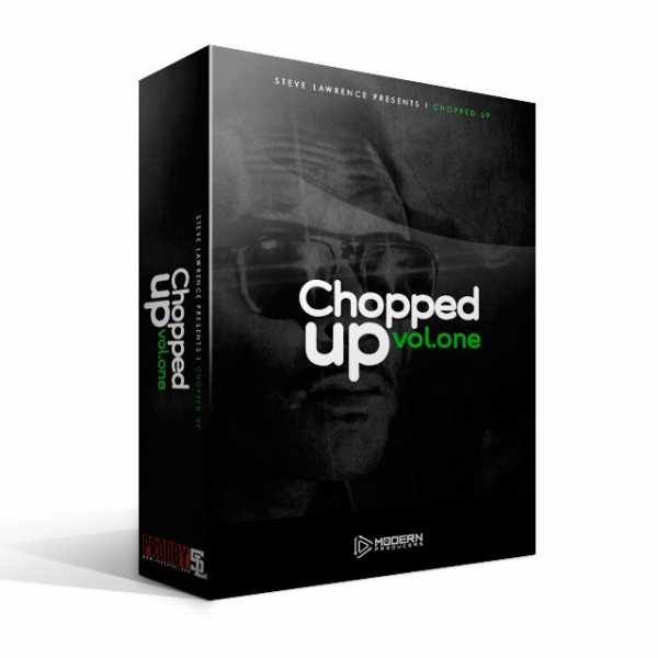 Chopped Up Vol.1 WAV FANTASTiC | Images From Magesy® R Evolution™