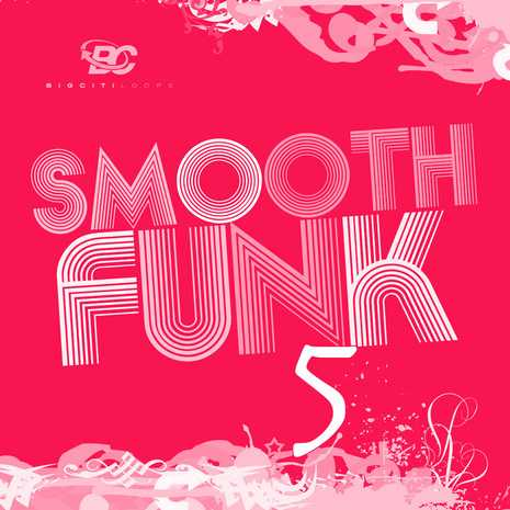Smooth Funk 5 WAV FANTASTiC | Images From Magesy® R Evolution™