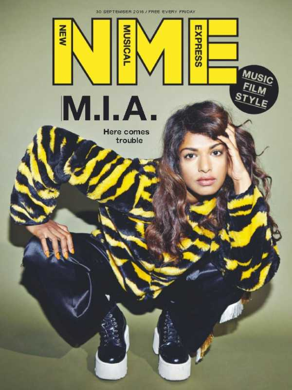 NME   30 September 2016 | Images From Magesy® R Evolution™