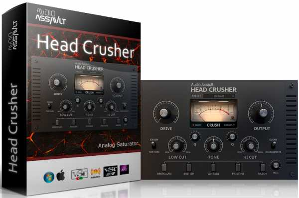 Head Crusher v1.6.0 WiN MAC RETAiL SYNTHiC4TE | Images From Magesy® R Evolution™