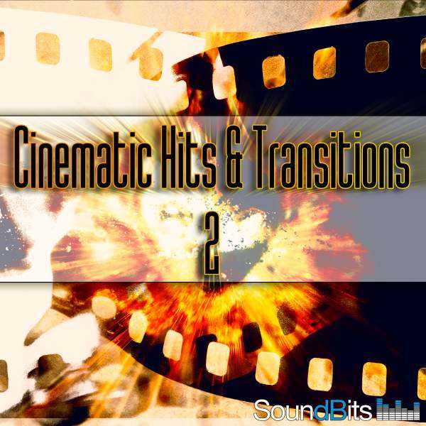 Cinematic Hits and Transitions 2 WAV | Images From Magesy® R Evolution™