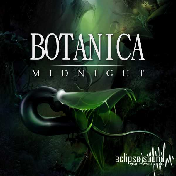 Botanica III Midnight for U HE ZEBRA | Images From Magesy® R Evolution™