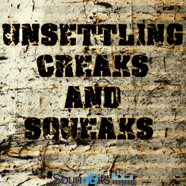 Unsettling Creaks and Squeaks WAV FANTASTiC | Images From Magesy® R Evolution™