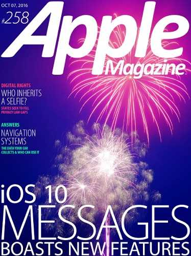 AppleMagazine   7 October 2016 P2P | Images From Magesy® R Evolution™