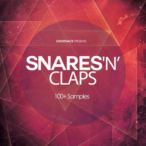 Snares and Claps WAV | Images From Magesy® R Evolution™