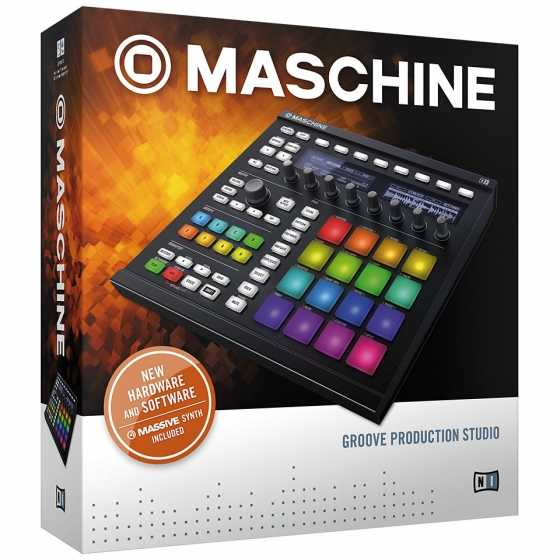 Maschine 2 v2.8.4 R8 STANDALONE AAX VSTi WiN x64 RETAiL | Images From Magesy® R Evolution™