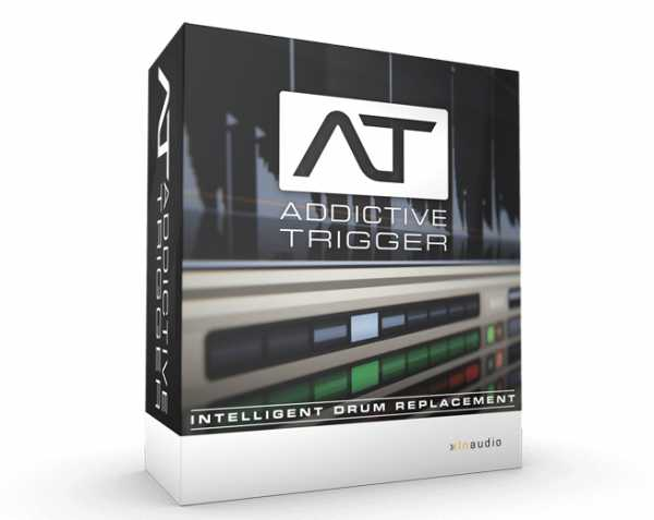 Addictive Trigger v1.1.1 macOS   Images From Magesy® R Evolution™