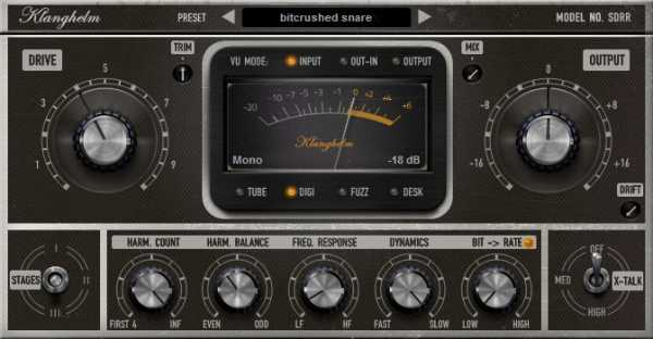 SDRR 2 v2.2.1 AAX AU VST VST3 RTAS x86 x64 WiN MAC SYNTHiC4TE | Images From Magesy® R Evolution™