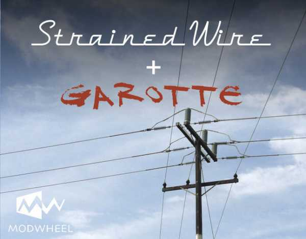 Strained Wire and GAROTTE KONTAKT | Images From Magesy® R Evolution™