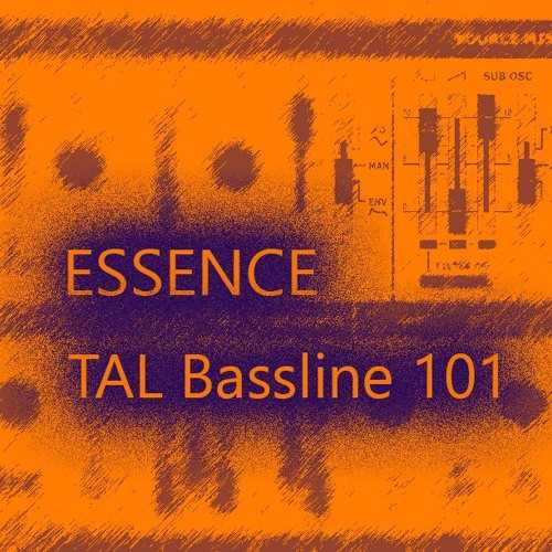 Essence for TAL Bassline 101 MAGNETRiXX | Images From Magesy® R Evolution™