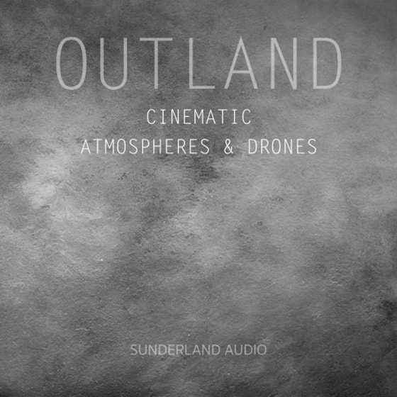 Outland: Cinematic Atmospheres and Drones WAV   Images From Magesy® R Evolution™