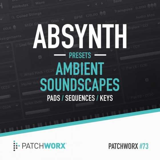 Ambient Soundscapes WAV MiDi ABSYNTH | Images From Magesy® R Evolution™