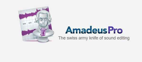Amadeus PRO v2.7.0.2271 macOS TNT | Images From Magesy® R Evolution™