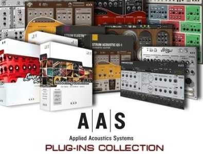 Applied Acoustics Systems Plug ins Collection (WiN/MAC) | Images From Magesy® R Evolution™
