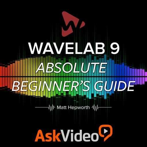 Absolute Beginners WaveLab 9 Guide TUTORiAL SYNTHiC4TE   Images From Magesy® R Evolution™
