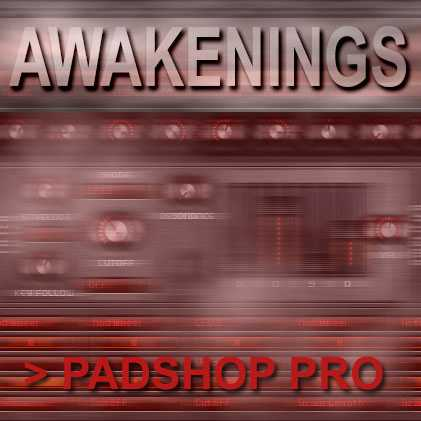 Awakenings PS For Padshop Pro | Images From Magesy® R Evolution™