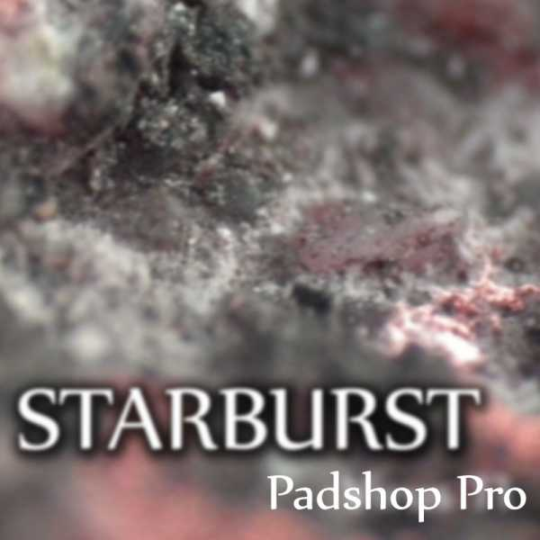 Starburst PS For Padshop Pro | Images From Magesy® R Evolution™