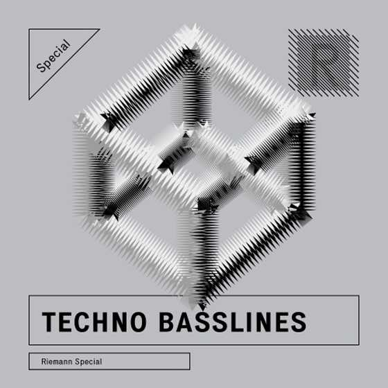 Techno Basslines WAV | Images From Magesy® R Evolution™