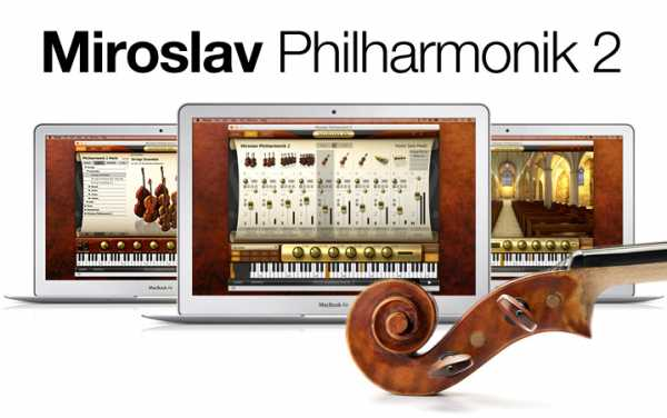 Miroslav Philharmonik 2 v2.0.5 WiN MAC and UPDATES R2R | Images From Magesy® R Evolution™