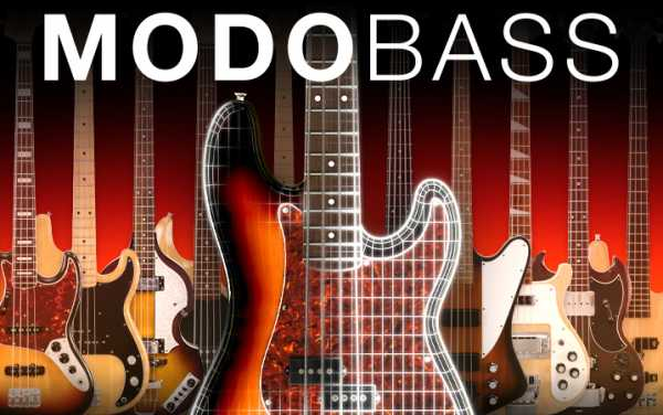 MODO BASS v1.5.1 MAC WiN R2R | Images From Magesy® R Evolution™
