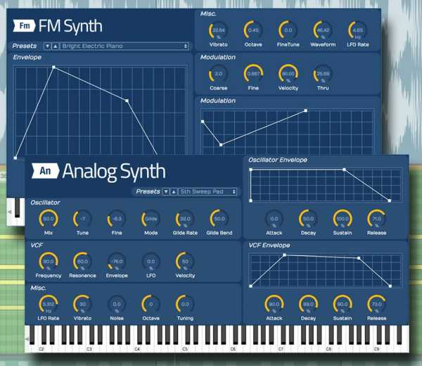 Micro Synth Pack v1.0.3 AU VSTi VST3 x86 x64 WiN MAC R2R | Images From Magesy® R Evolution™
