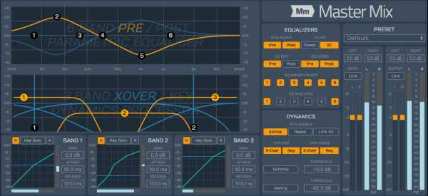Master Mix v1.0.3 AU VST VST3 x86 x64 WiN MAC R2R | Images From Magesy® R Evolution™