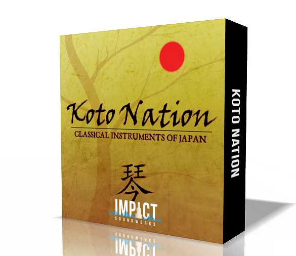 Koto Nation SFZ | Images From Magesy® R Evolution™