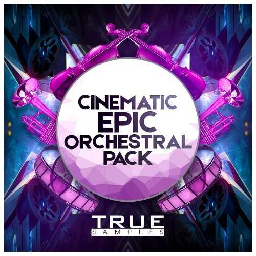 Epic Cinematic Orchestral Pack WAV MiDi DiSCOVER   Images From Magesy® R Evolution™