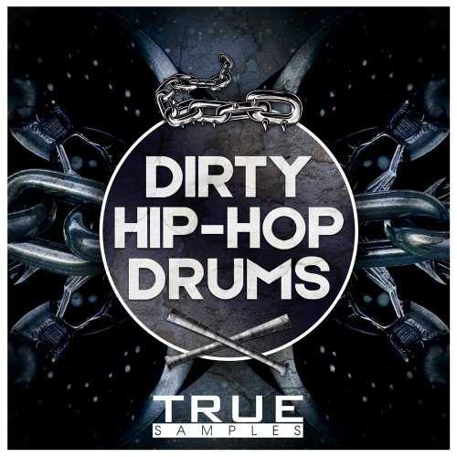 Dirty Hip Hop Drums WAV DiSCOVER | Images From Magesy® R Evolution™