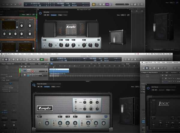 Logic Pro X Know How Bass Amp Designer TUTORiAL SYNTHiC4TE | Images From Magesy® R Evolution™