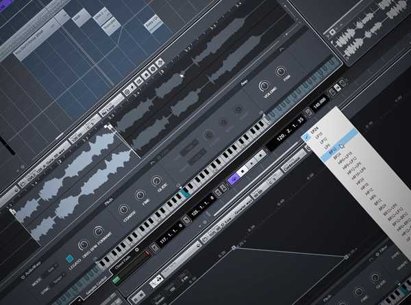 Cubase 9 Know How The Sampler Track TUTORiAL SYNTHiC4TE | Images From Magesy® R Evolution™