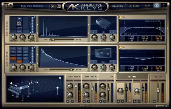 Addictive Keys v1.1.8 Complete WiN MAC R2R   Images From Magesy® R Evolution™