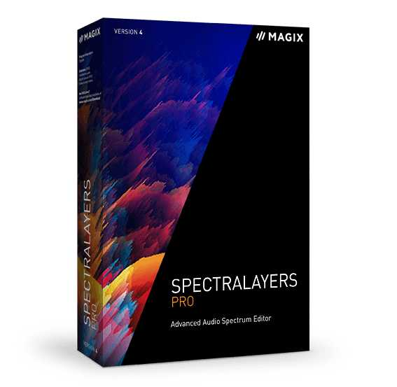 SpectraLayers Pro 4.0.63 MAC OSX | Images From Magesy® R Evolution™