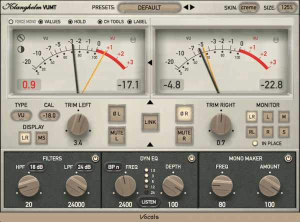 VUMT deluxe v2.1.1 AU AAX VST STANDALONE x86 x64 WiN MAC | Images From Magesy® R Evolution™