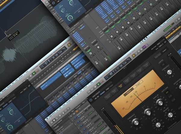 Producing EDM Vocals in Logic Pro X TUTORiAL SYNTHiC4TE   Images From Magesy® R Evolution™