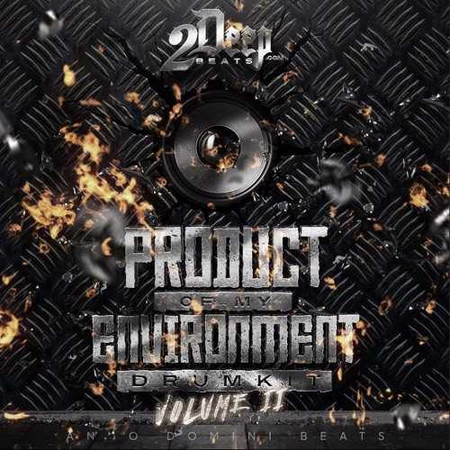 Product Of My Environment Vol.2 WAV | Images From Magesy® R Evolution™