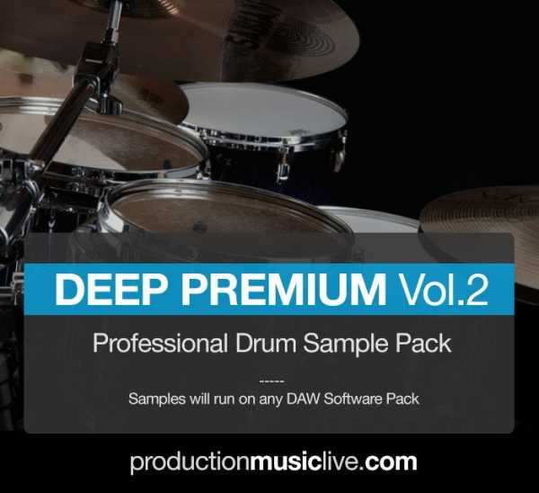 Deep Premium Vol.2 WAV | Images From Magesy® R Evolution™