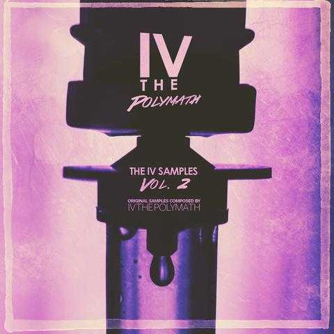 The IV Samples Vol.2 WAV | Images From Magesy® R Evolution™