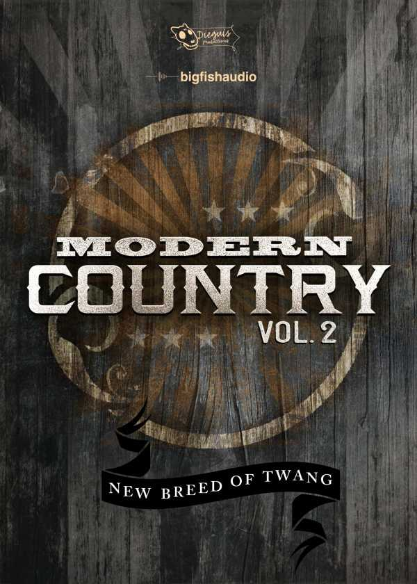 Modern Country Vol.2 KONTAKT | Images From Magesy® R Evolution™