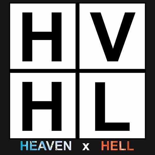 Heaven x Hell WAV MiDi DiSCOVER | Images From Magesy® R Evolution™