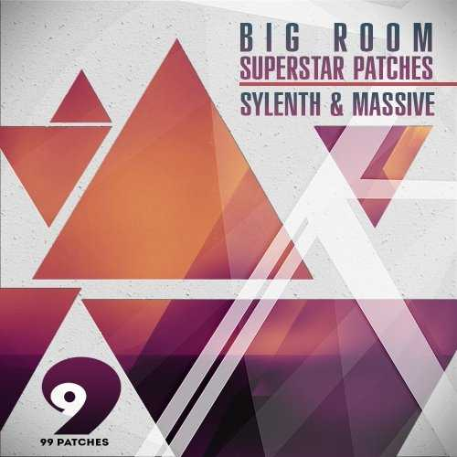 Big Room Superstar Patches For SYLENTH1 MASSiVE | Images From Magesy® R Evolution™