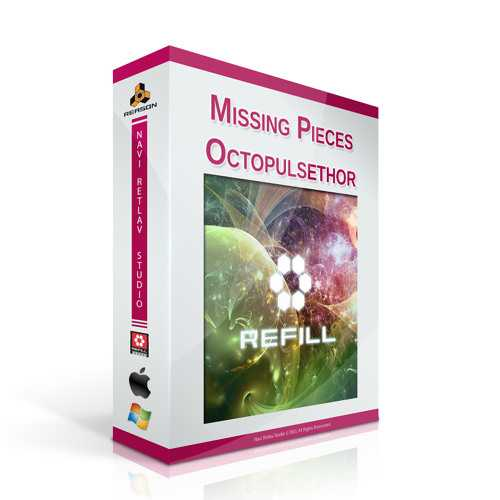Missing Pieces Octopulsethor REASON REFiLL   Images From Magesy® R Evolution™