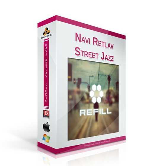 Street Jazz REASON REFiLL | Images From Magesy® R Evolution™