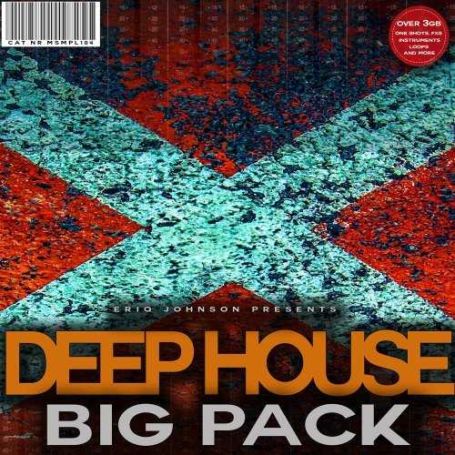 Deep House Big Pack WAV FANTASTiC | Images From Magesy® R Evolution™
