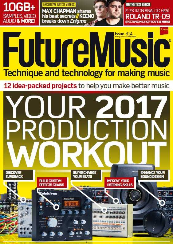 Future Music   February 2017 DVD CONTENT | Images From Magesy® R Evolution™