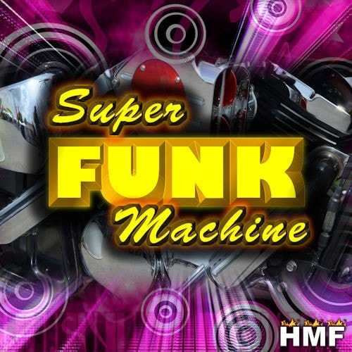 Super Funk Machine WAV DiSCOVER | Images From Magesy® R Evolution™
