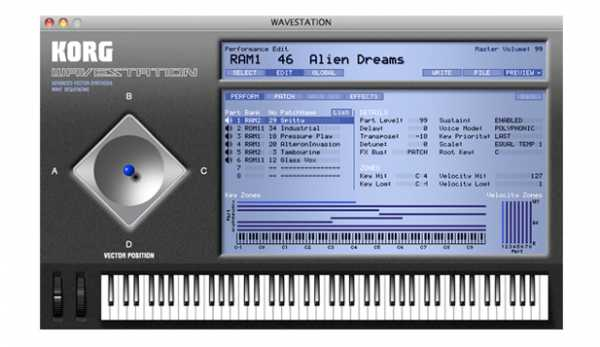 KORG Wavestation ROM CARDS Collection #1 (SYNTH PRESET) | Images From Magesy® R Evolution™